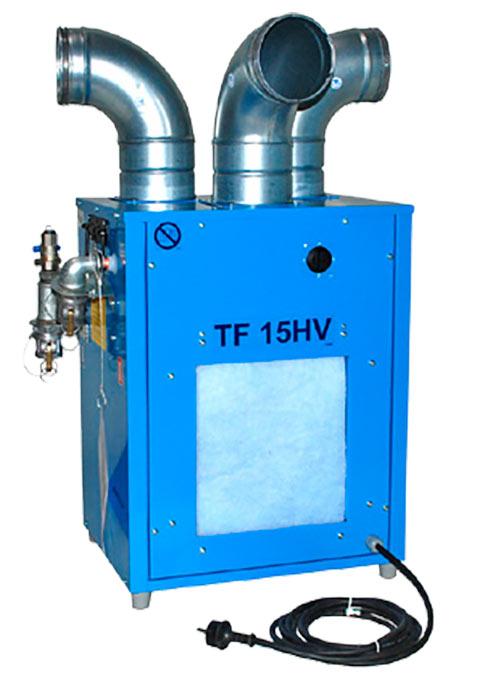 Lämmitin - TF15HV